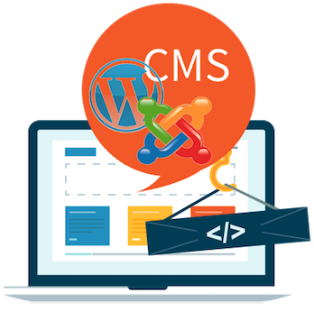 CMS Joomla & Wordpress